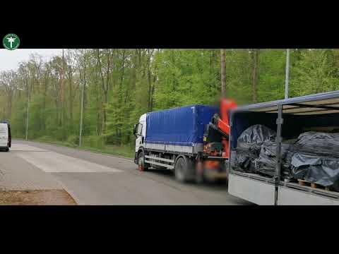 Wstrzymane transporty odpadów