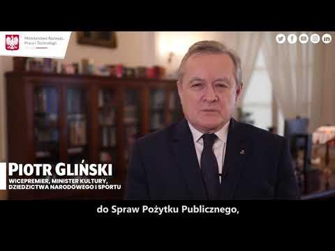 Wicepremier Piotr Gliński o Polskim Inkubatorze Rzemiosła