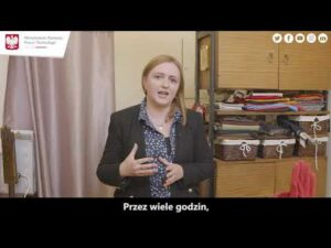 Read more about the article Wizyta w zakładzie rękawiczniczym cz.2