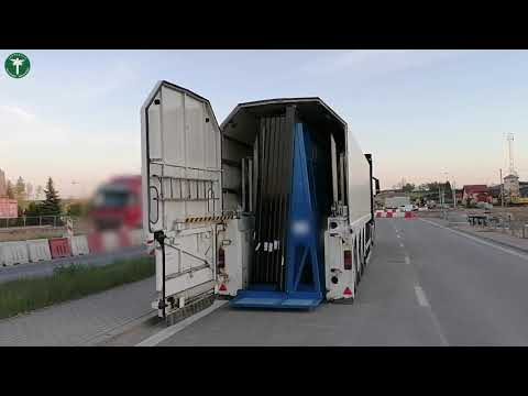 Za ciężki ładunek i usterki techniczne