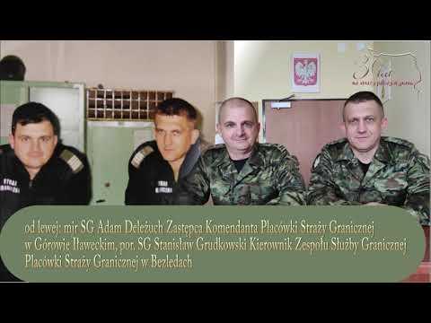 30 lat na straży polskich granic
