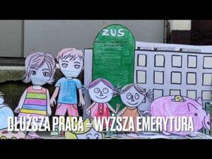 Read more about the article Wyróżnienie w kategorii FILM [Projekt z ZUS]