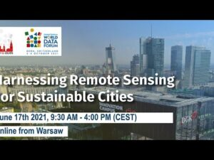 Read more about the article Harnessing Remote Sensing for Sustainable Cities