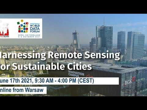 Harnessing Remote Sensing for Sustainable Cities