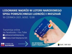 Read more about the article Losowanie nagród w Loterii NSP 2021 – 18 czerwca  2021, godz.12.00 (IV etap)