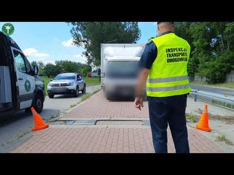 Read more about the article Za ciężkie pojazdy na wagach ITD