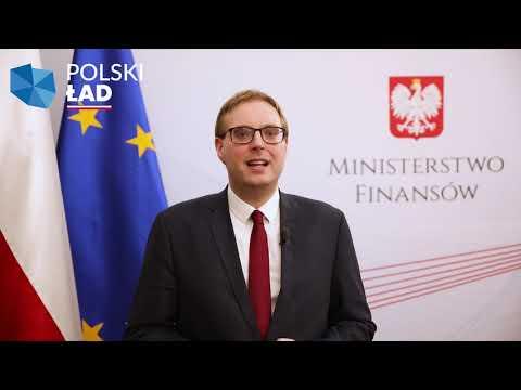 Wiceminister Jan Sarnowski o wsparciu ekspansji i rozwoju firm w #PolskiŁad