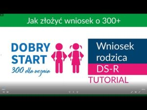 Read more about the article Wniosek rodzica – tutorial [Dobry Start]