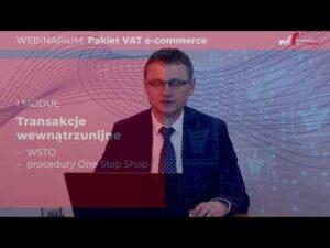Read more about the article #WebinariumMF Zmiany dotyczące VAT w handlu elektronicznym