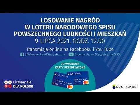 Read more about the article Losowanie nagród w Loterii NSP 2021 – 9 lipca br., godz.12.00 (VI etap)