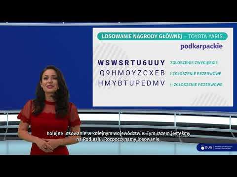 Read more about the article Siódme (finałowe) losowanie nagród w loterii Narodowego Spisu Powszechnego Ludności i Mieszkań 2021