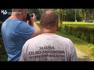 Read more about the article Szkolenie techników kryminalistyki w Otwocku (audiodeskrypcja)