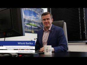 Read more about the article Witold Bańka Prezydent Światowej Agencji Antydopingowej spisał się przez Internet w NSP2021!