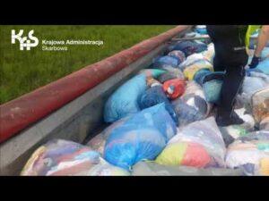 Read more about the article KAS zatrzymała transport 15 ton nielegalnych odpadów (audiodeskrypcja)