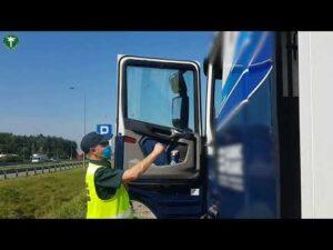 Read more about the article Wzmożone kontrole zagranicznych ciężarówek i ADR