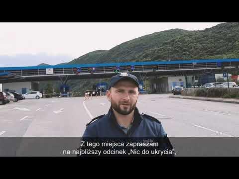 Read more about the article Funkcjonariusze Mateusz i Wojtek zapraszają na kolejny odcinek serialu o pracy KAS #NicDoUkrycia